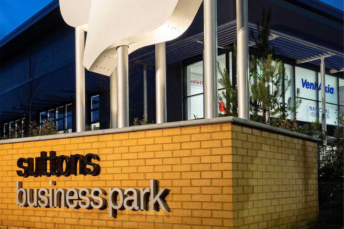 Suttons Business Park, Reading