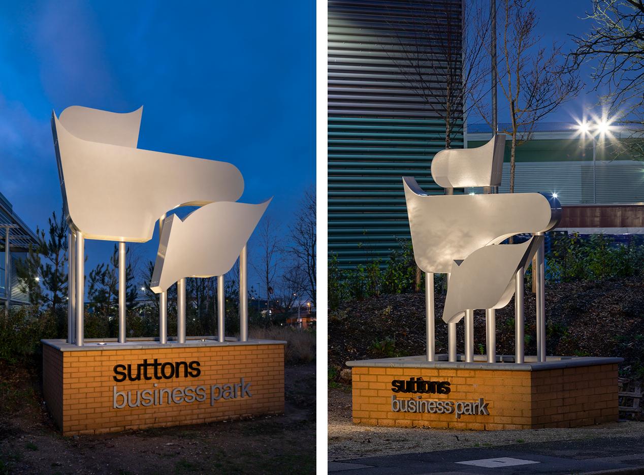 Suttons Business Park