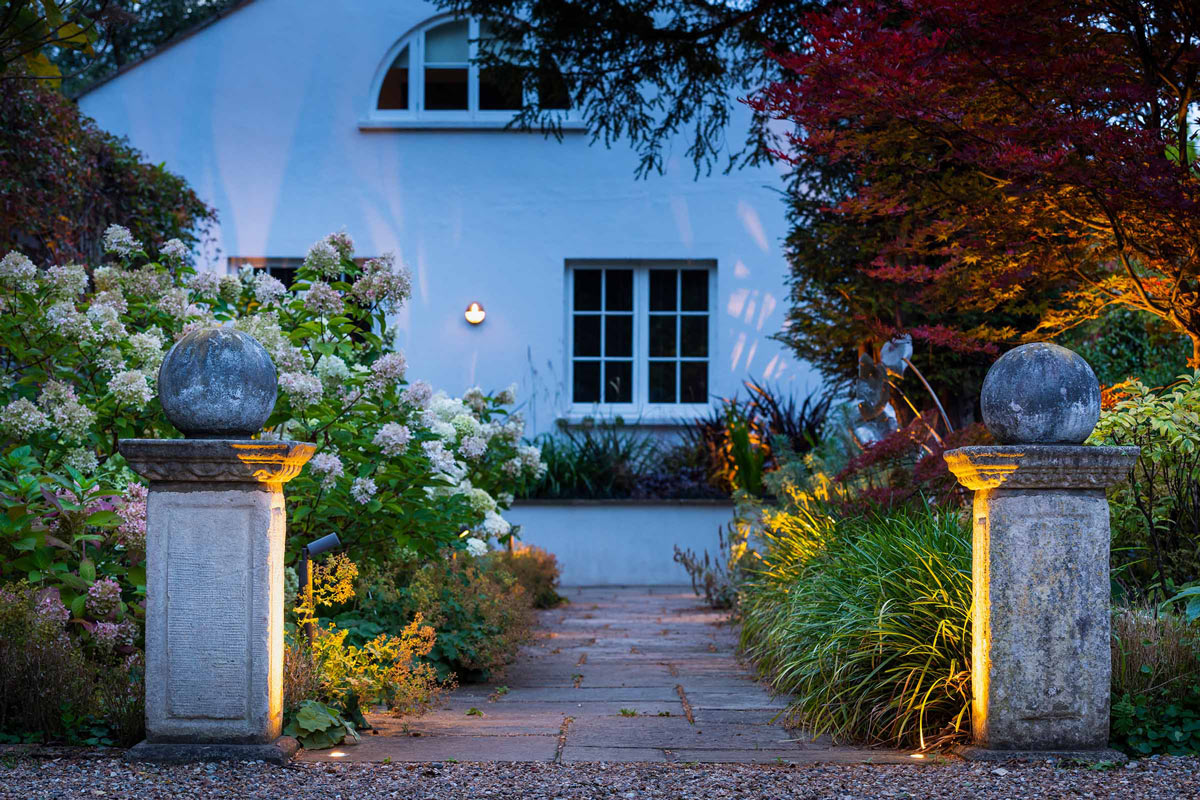 Is our exterior lighting expensive?