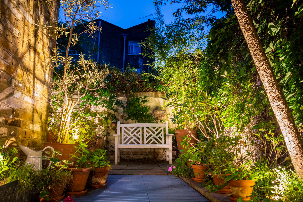 Top tips on how to light your garden